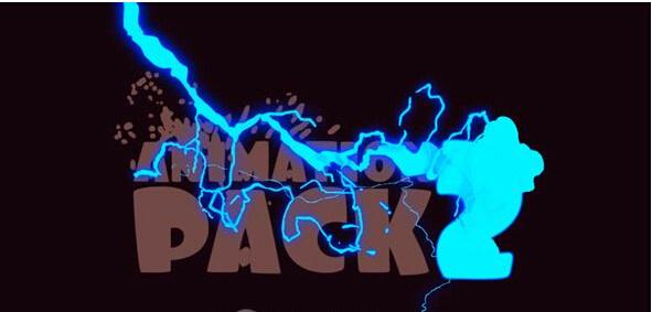 100个二维特效动画AE模板合辑第二季(Videohive Animation Pack 2 Project for After Effects)