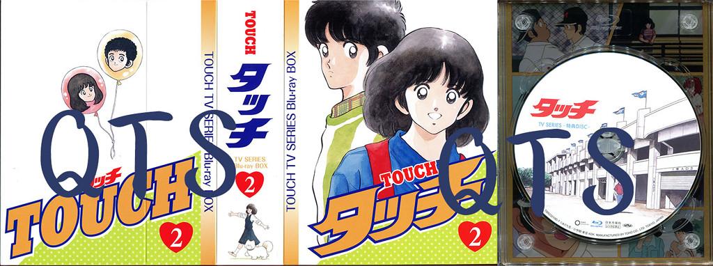 棒球英豪(TOUCH)TV版101集+Tokuten+Extras(BD H264 960x720)