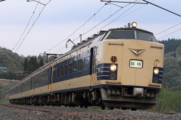 写真: '15 5/4 弘前さくらまつり号-6