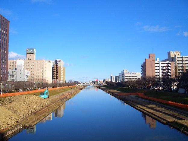 Photos: 川沿いの街 CIMG3848