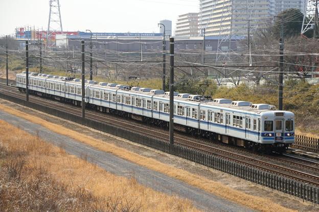 北総7260形 7268F 貸切列車