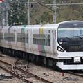 写真: E257系0番台 M-108編成 かいじ