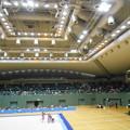 Photos: 駒沢体育館館内