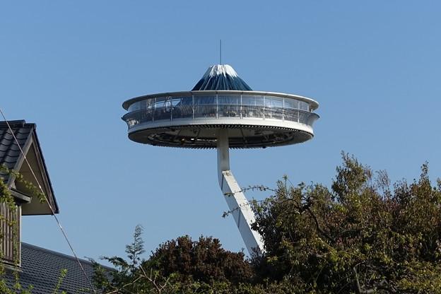 UFOとの遭遇 (3)そして人も