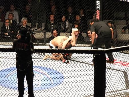 "UFC 144 山本""KID""徳郁vsヴァウアン・リー (2)"