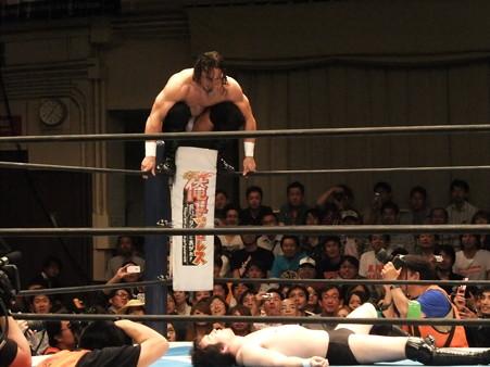 新日本プロレス BEST OF THE SUPER Jr.XIX 準決勝戦 Aブロック1位 PAC vs Bブロック2位 田口隆祐 (3)