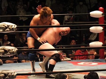 全日本プロレス 後楽園ホール 20110712 (31)
