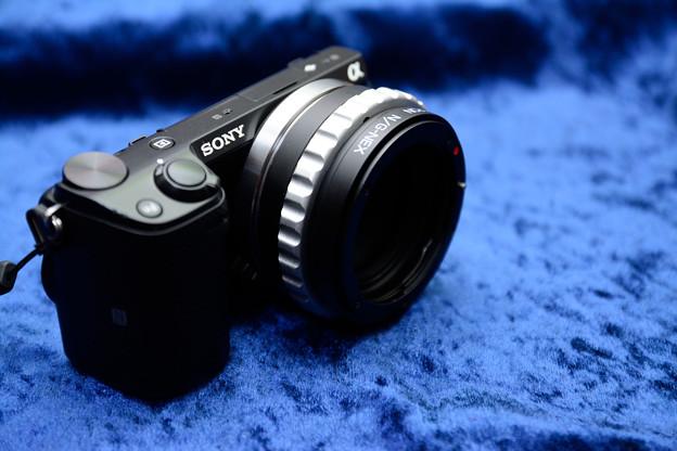ソニーNEX-5T