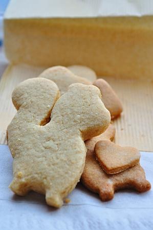 りす型クッキー