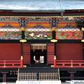 三峯神社の装飾