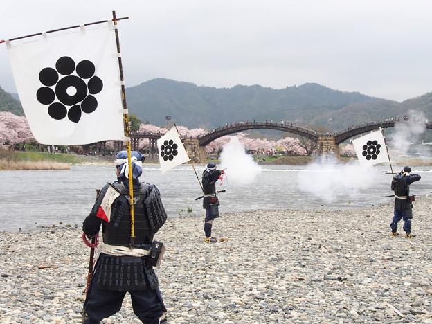 岩国藩鉄砲隊 (1)
