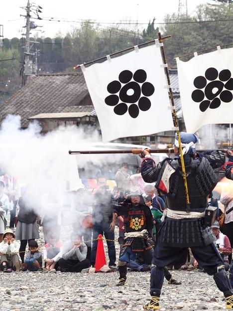 岩国藩鉄砲隊 (2)