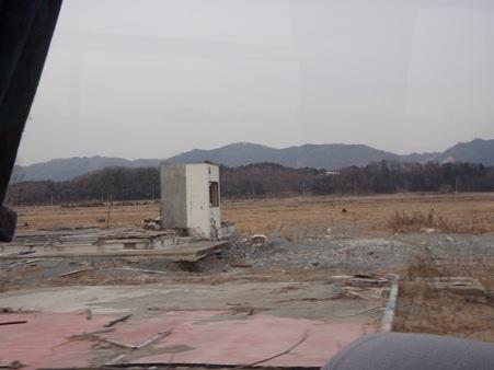 山元町 津波被災地