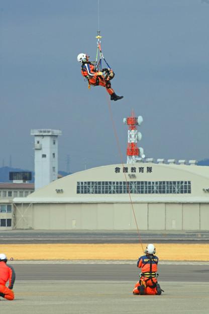 名古屋市消防局 遭難者救助デモ IMG_0934_2