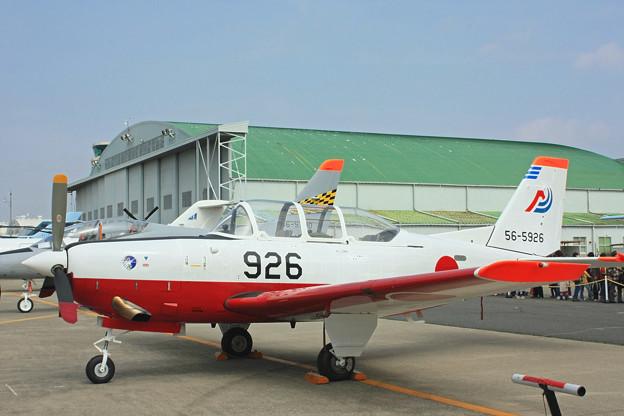 T-7 56-5926 第11飛行教育団第2教育飛行隊 IMG_1536_2