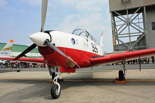 T-7 56-5926 第11飛行教育団第2教育飛行隊 IMG_1538_2