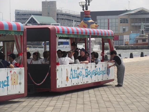 ベイサイドプレイス博多にて  4