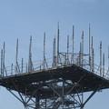 Photos: 三郡山航空管制レーダー  5