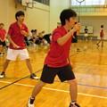 Photos: 後藤・津留ダブルス