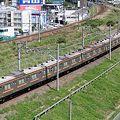 Photos: 1326E 205系千ケヨM15編成 8両
