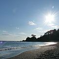 写真: 桂浜