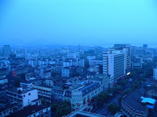 杭州的黎明