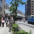 写真: 神田駅前