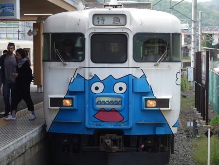 富士急大月線大月駅 (山梨県大月市大月)