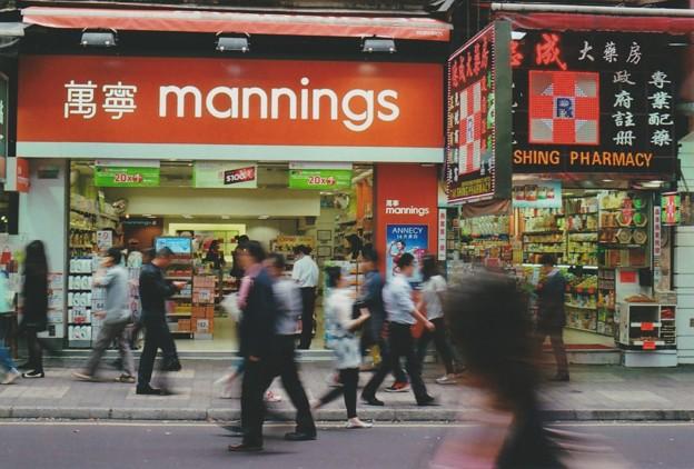 香港の街並み3