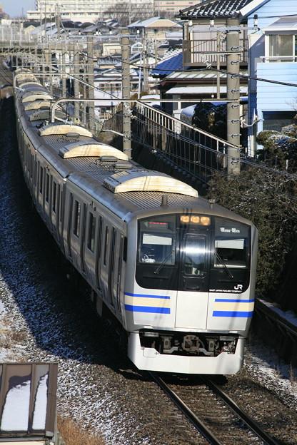 E217系(絞りF8)
