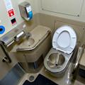 Photos: JR西日本227系電車 車いす対応トイレ multipurpose toilet