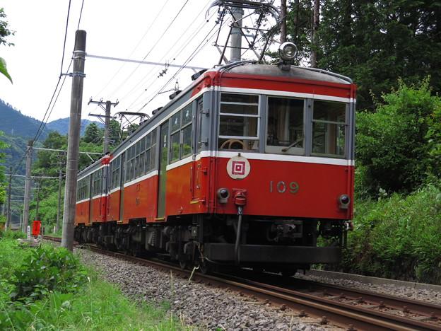 ( 回 ) 麓の三線軌条を行く・・・  @箱根登山鉄道 入生田~箱根湯本