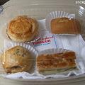 Photos: 機内の軽食