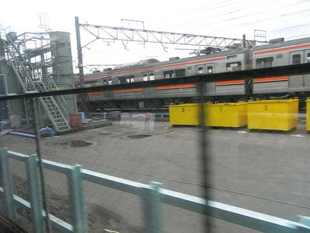 快速エアポート成田の車窓33