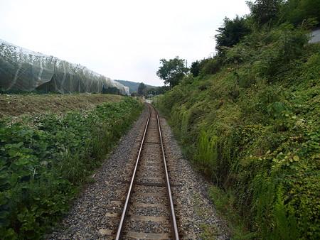 烏山線の車窓(滝→烏山)2