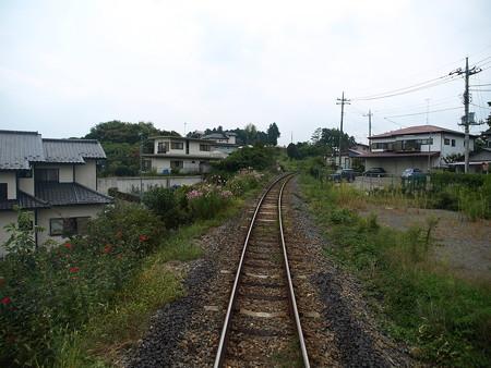 烏山線の車窓(滝→烏山)16