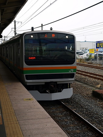 小金井駅7