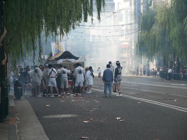 Photos: 日本のまつり 長崎市 しょ...
