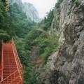 雪岳山千仏洞渓谷 Valley of a Thousand Buddhas,Korea