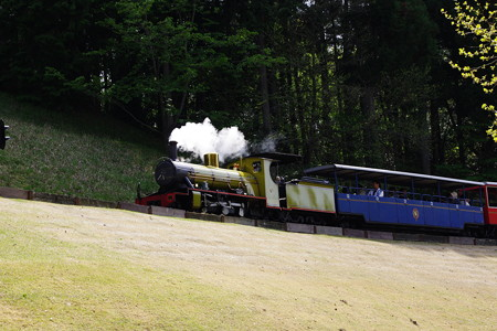 虹の郷 ロムニー鉄道 (1)