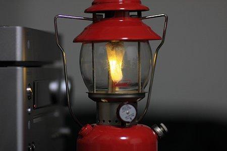 2011.12.17 机 Half size lantern ColemanR Model 200A 机灯