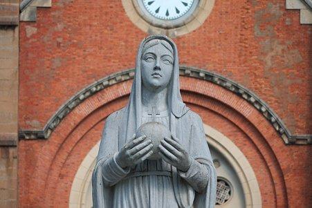 2012.03.09 ホーチミン市 サイゴン大教会