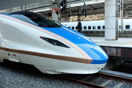 2015.03.27 東京駅 新幹線 E7系