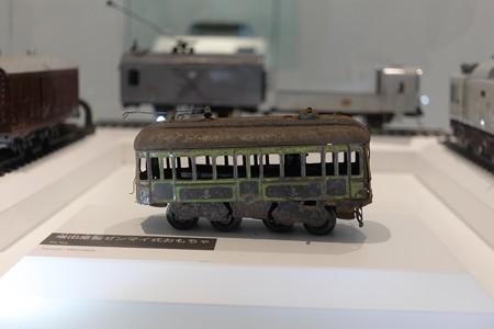 2015.03.31 原鉄道模型博物館 増田屋製ゼンマイ式電車