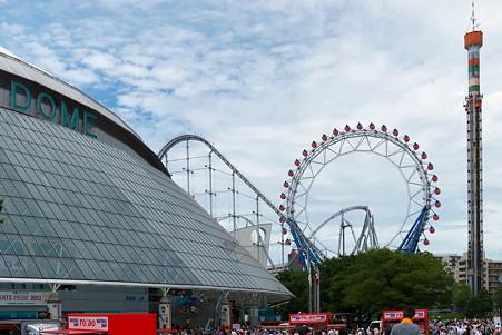 2011.07.18 水道橋 Tokyo Dome 22G