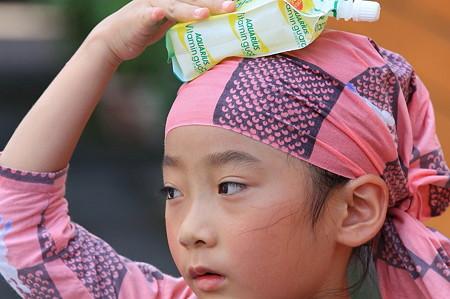2011.08.07 富士 甲子祭 クールダウンが必須