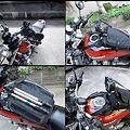 Photos: 家にあったモンでバイク動画