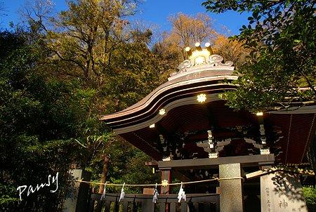 白旗神社・・鶴岡八幡宮・・9
