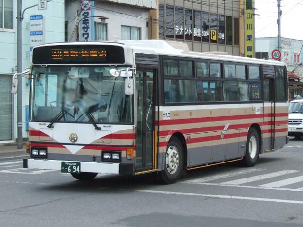 【関東自動車】宇都宮200か694