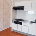 301号室~キッチン